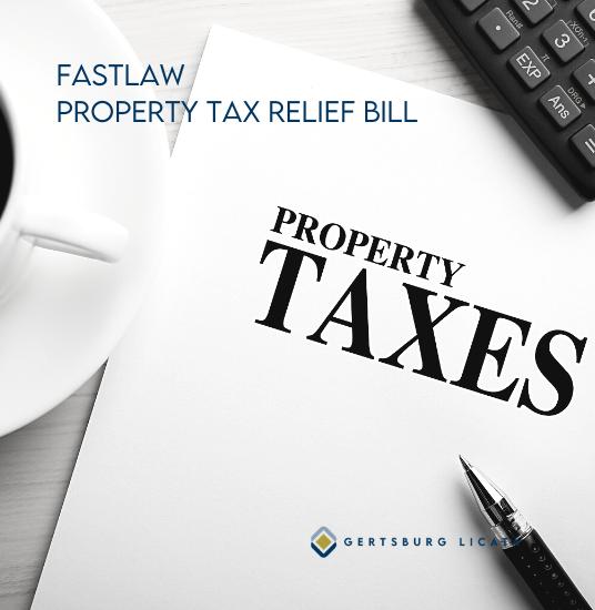 Ohio Passes COVID-19 Property Tax Refund Relief Bill