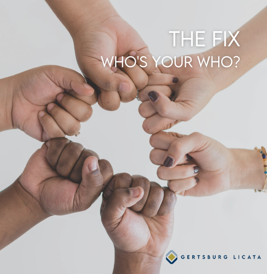 THE FIX – Who's Your Who?